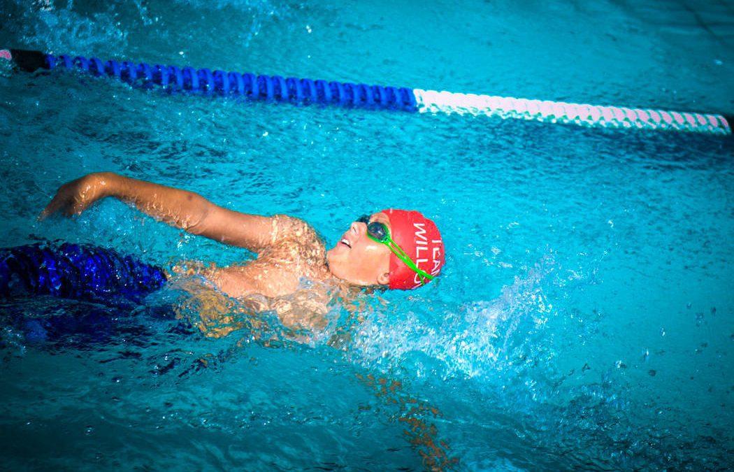 Learn to Swim kicks off